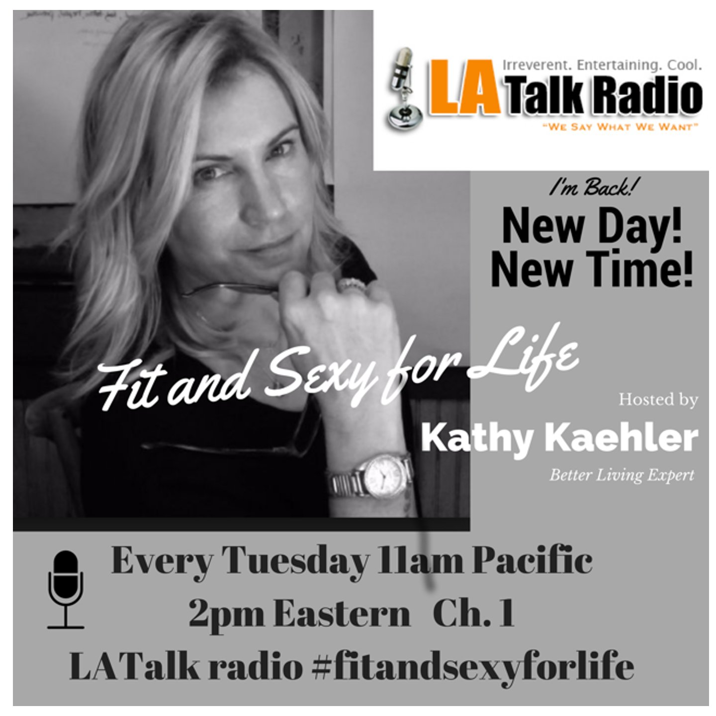 Fit and Sexy for Life w/ Kathy Kaehler
