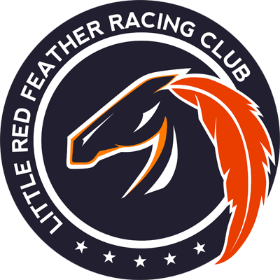 Little Red Feather Racing Club Logo