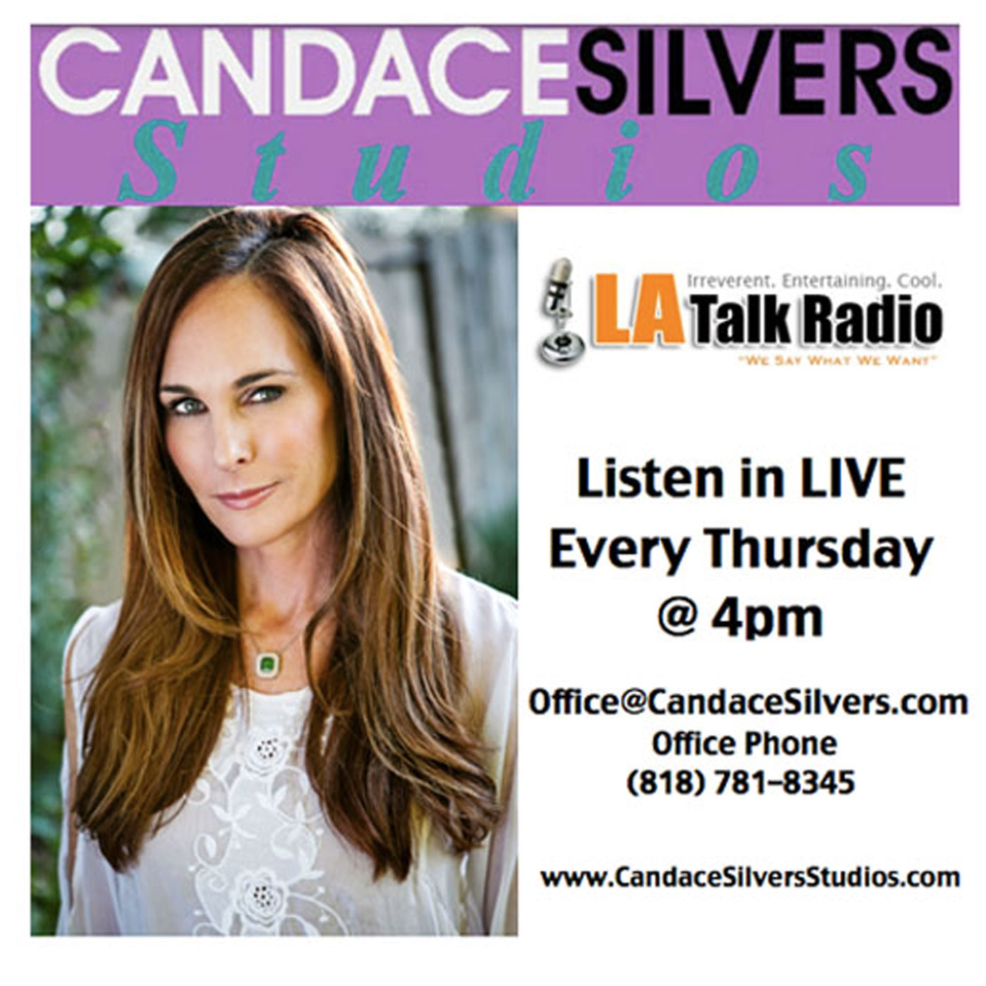Candace Silvers Podcast